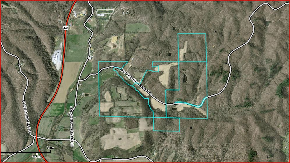 345 Acres In Lawrence County In Hunting Lease Property