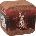 Big Tine Block    Big Tine Feed - 40 lb. bag    Simply Irresistible!